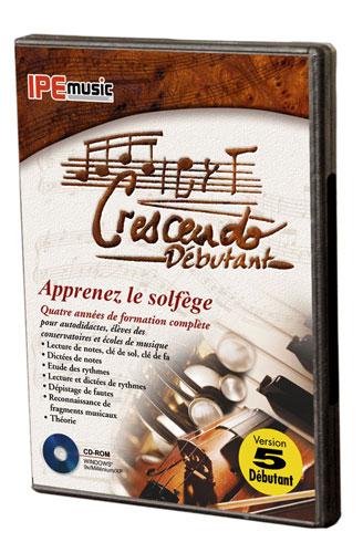 Crescendo Débutant (Version 5)