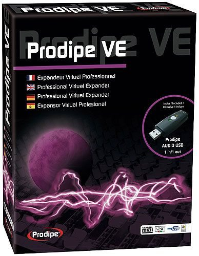 Expandeur professionnel Prodipe VE