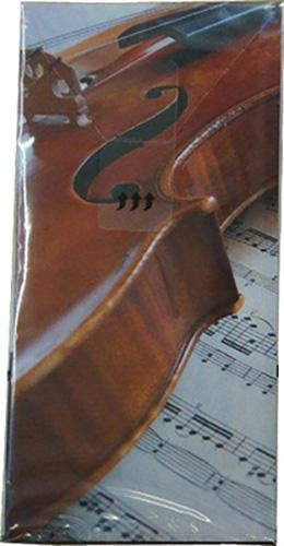 Tissues Violin/Sheet music