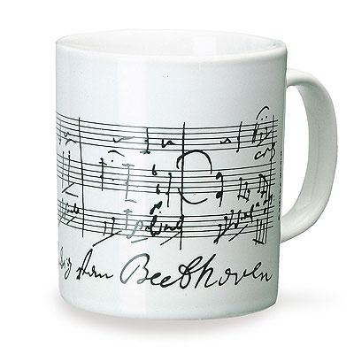 Mug : Beethoven