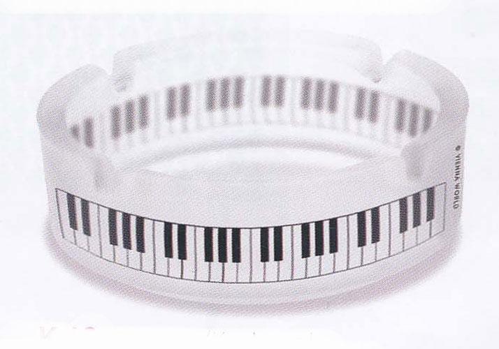 Cendrier - Touche de Piano