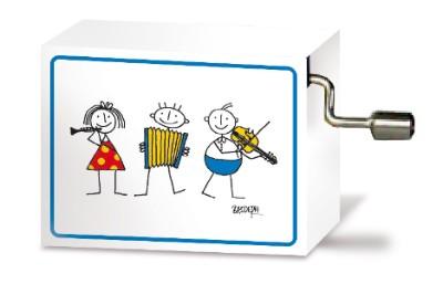 Serinette - Little Philharmonics