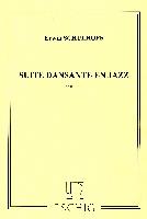 Schulhoff, Erwin : Suite dansante en Jazz