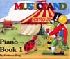 Berg, Alban : Musicland Piano Tutor Book 1