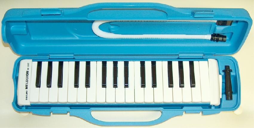 Melodica Suzuki 32 Touches C