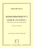 De Falla, Manuel : Danse Espagnole N°2, extraite de `La Vie Brève`
