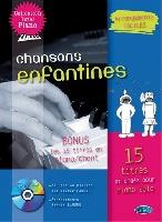 Lanone, Frank : Chansons Enfantines pour Piano Solo