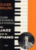 Bolling, Claude - Jazz par le piano - Cours d