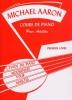 Michael Aaron - Cours de Piano pour Adultes - 1er Livre