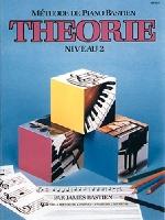 Bastien, James : Méthode de Piano Bastien : Théorie Niveau 2