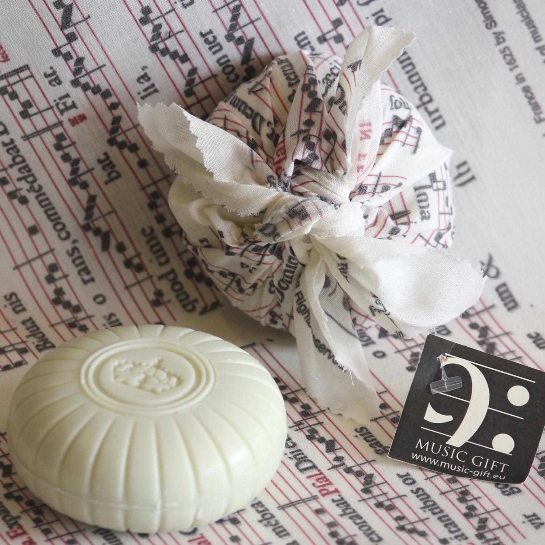 Savon Sainte Cécile - Beige [Soap Sta Cecilia (white)]