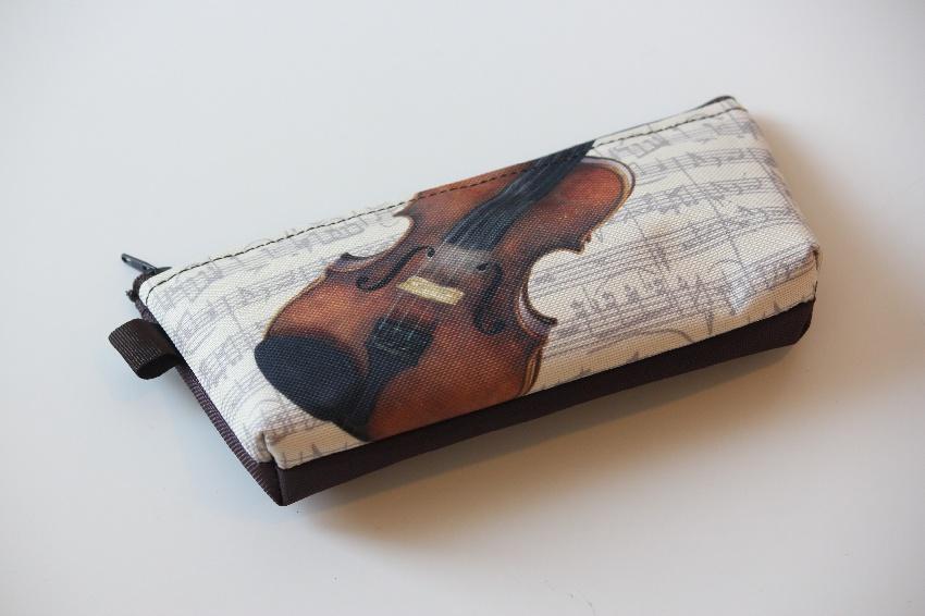 Trousse Violon [Pencil Case Violin]
