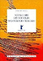 Fatus, Claude : Vocabulaire des Nouvelles Technologies Musicales