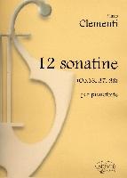 Clementi, Muzio : 12 sonatines op.36, 37, 38