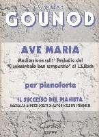 Gounod, Charles : Ave maria
