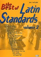 The best of Latin Standards Volume 2