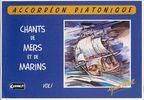 Divers : Chansons de mers et de marins vol.1 pour Accordéon Diatonique