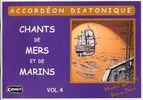 Divers : Chansons de mers et de marins vol.4 pour Accordéon Diatonique