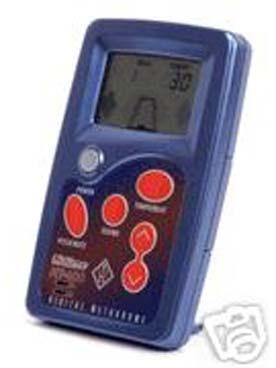 Métronome Wittner Quartz MT-400 Couleur Bleu / Format Carte de Crédit