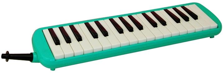 Melodica Suzuki 32 Touches Alto Vert Amande
