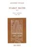 Vivaldi, Atonio : Stabat Mater RV 612