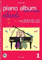 Haas, Oswin : Piano Duets Album With a Smile Vol.1