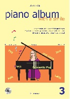 Haas, Oswin : Piano Album With a Smile Vol.3