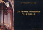 Godard, Marcel-Joseph : 10 petites Tapisseries pour Orgue