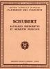 Fantaisies, Impromptus, et Moments Musicaux (Schubert, Franz)