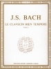 Bach, Johann Sebastian : The Well-Tempered Clavier - Volume 2 / Das Wohltemperierte Klavier - Band 2