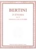 Bertini, Henri : 25 Etudes Opus 29
