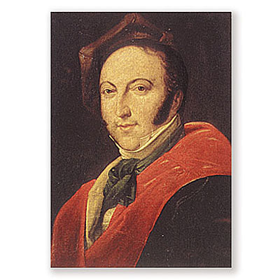 Carte Postale Rossini