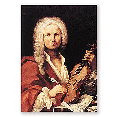 Carte Postale Vivaldi