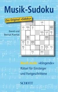 Music Sudoku (Blue)