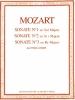 Mozart, Wolfgang Amadeus : Sonates pour piano à quatre mains n° 1, n° 2 et n° 3
