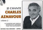 Aznavour, Charles : Je Chante Aznavour - Vol 2