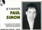 Simon, Paul : Je Chante Simon