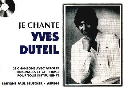 Duteil, Yves : Je Chante Duteil