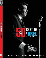 Brel, Jacques : Best Of 50 Chansons