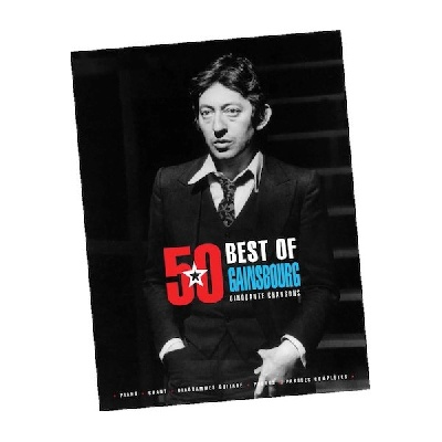 Serge Gainsbourg : 50 chansons Best of