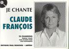 François, Claude : Je Chante François