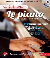 Philippe-Gérard, Hélène : Je débute le Piano