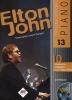Elton John : Spécial Piano : 10 chansons françaises dans de vraies transcriptions pour piano