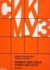 Prokofiev, Serge : Roméo et Juliette Op. 64
