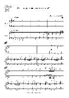 Chostakovitch, Dimitri : Concerto n° 2 Op. 102, pour Piano et Orchestre (Réduction pour 2 Pianos)