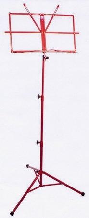 Pupitre Rouge avec Housse de Transport