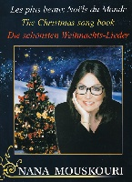 Nana Mouskouri : The Christmas song book