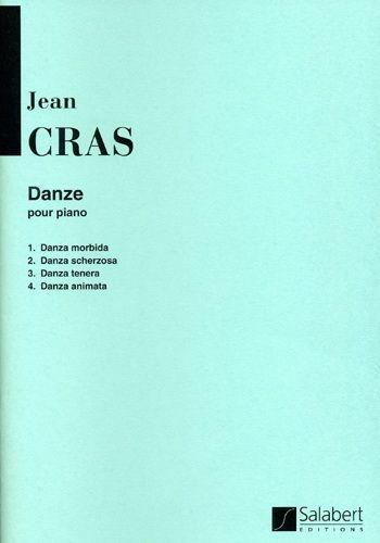 Cras, Jean : Danze