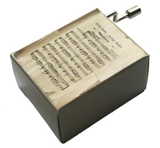 Music Box Silent Night