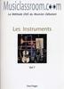 Feger, Yves : Les Instruments